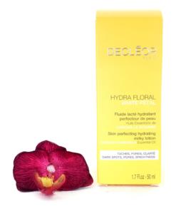 DR626001-247x296 Decleor Hydra Floral White Petal Skin Perfecting Hydrating Milky Lotion - Fluide Lacte Hydratant Perfecteur de Peau 50ml