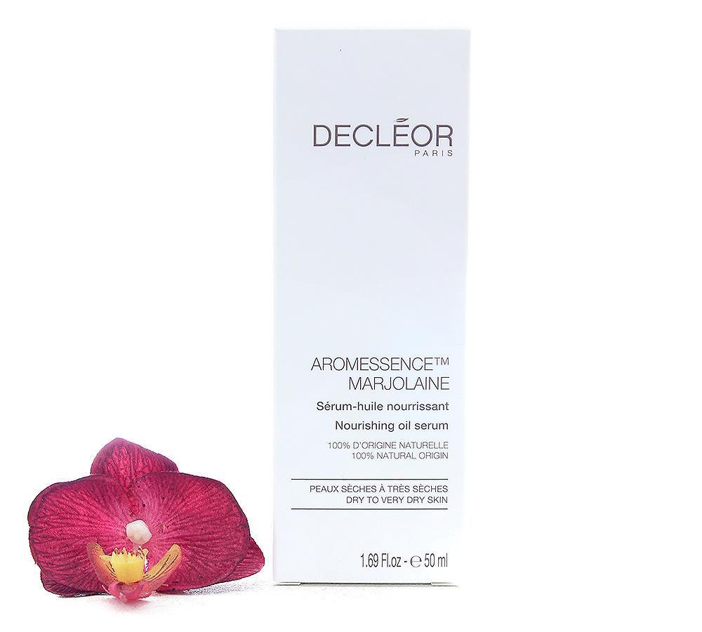 DR651050-1 Decleor Aromessence Marjolaine Nourishing Serum - Serum Nourrissant 50ml