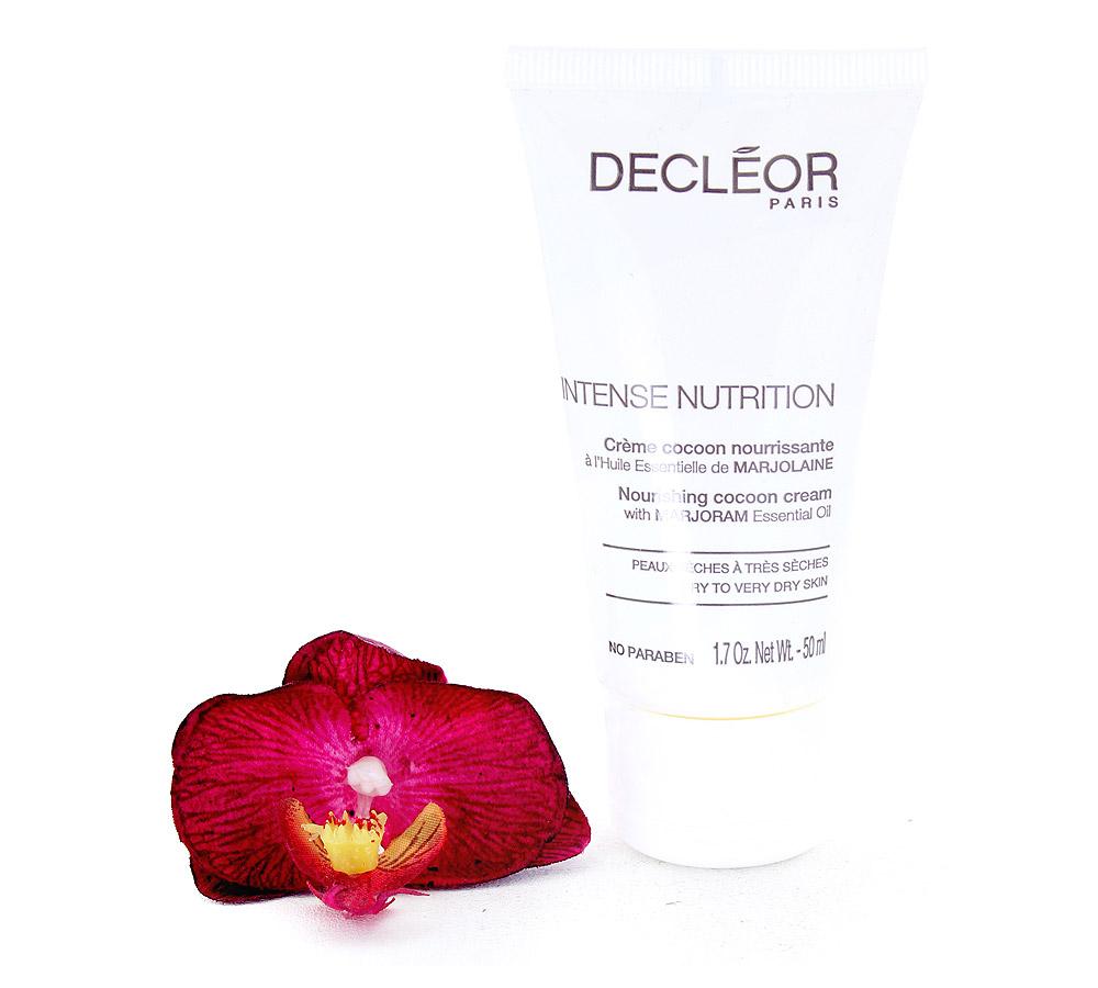 DR652050 Decleor Intense Nutrition Crème Cocoon Nourrissante - Nourishing Cocoon Cream 50ml