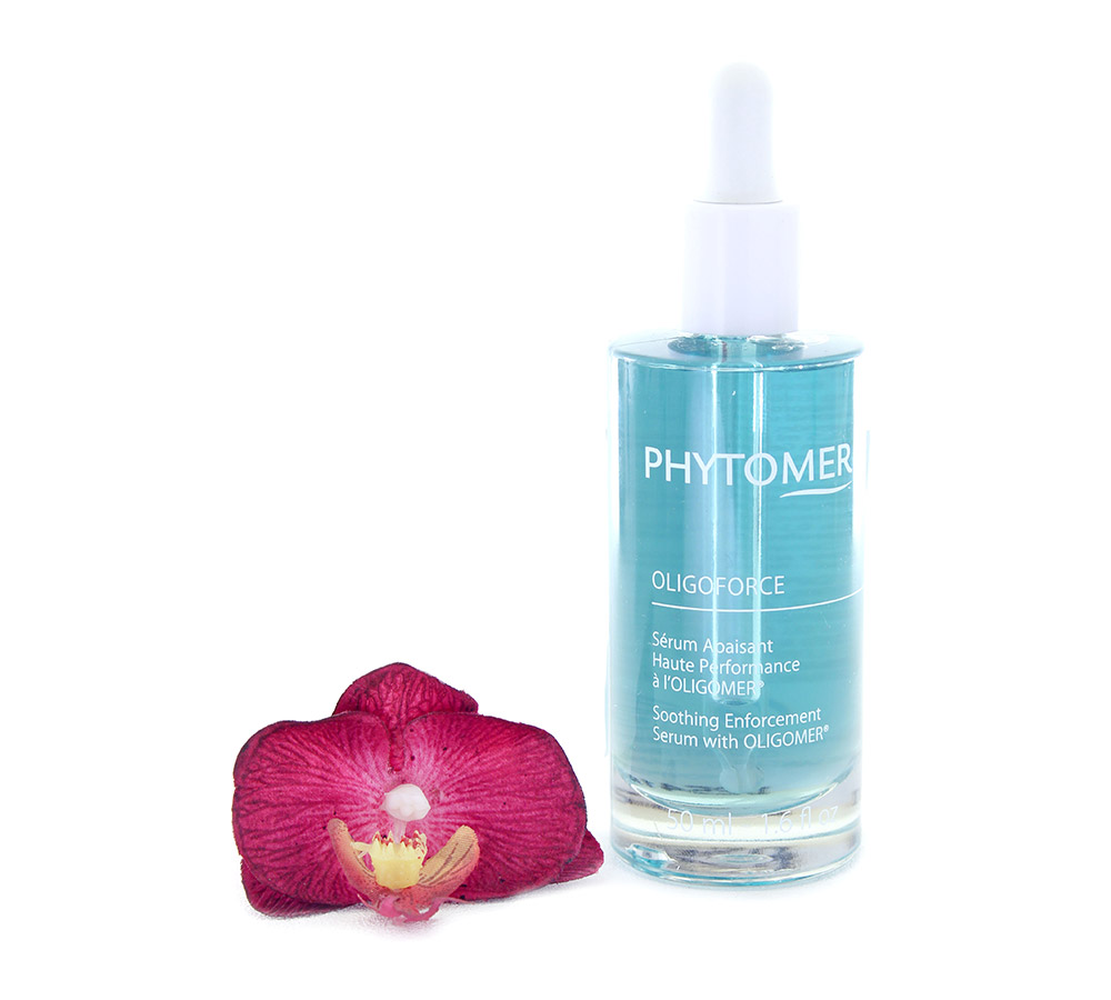 PFOVP022 Phytomer Oligoforce Soothing Enforcement Serum with Oligomer 50ml