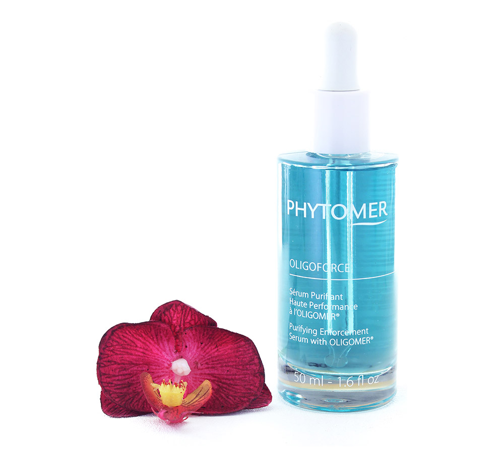 PFOVP025 Phytomer Oligoforce Purifying Enforcement Serum with Oligomer 50ml