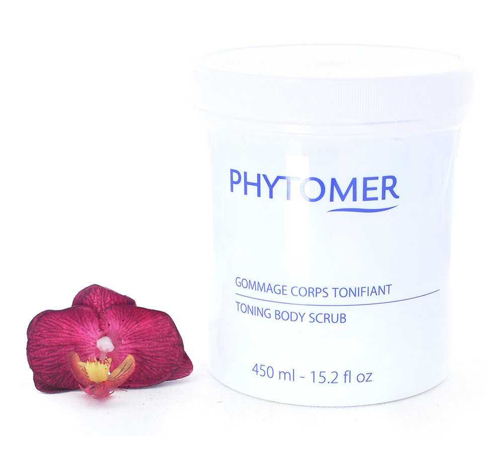 PFSCP138 Phytomer Toning Body Scrub 450ml