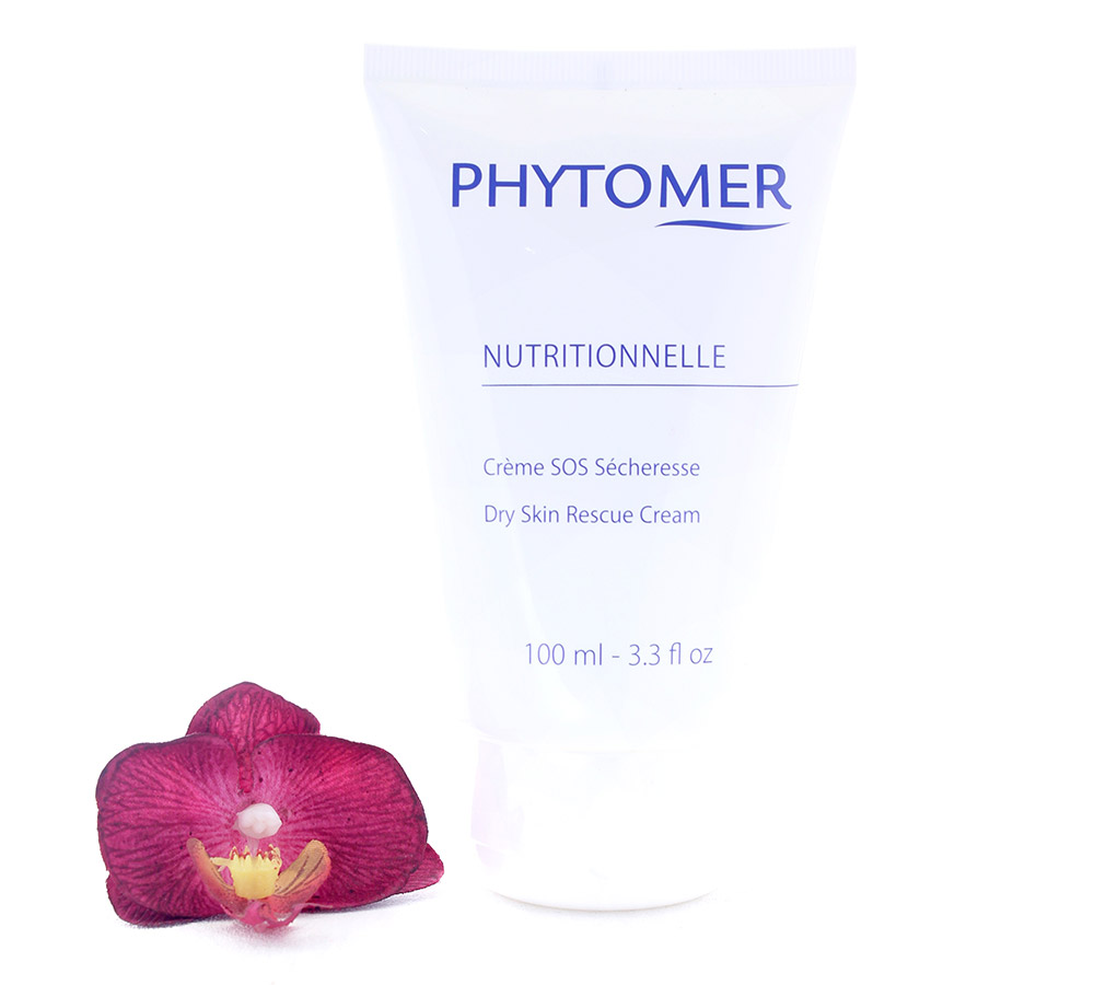 PFSVP047 Phytomer Nutritionnelle Dry Skin Rescue Cream 100ml