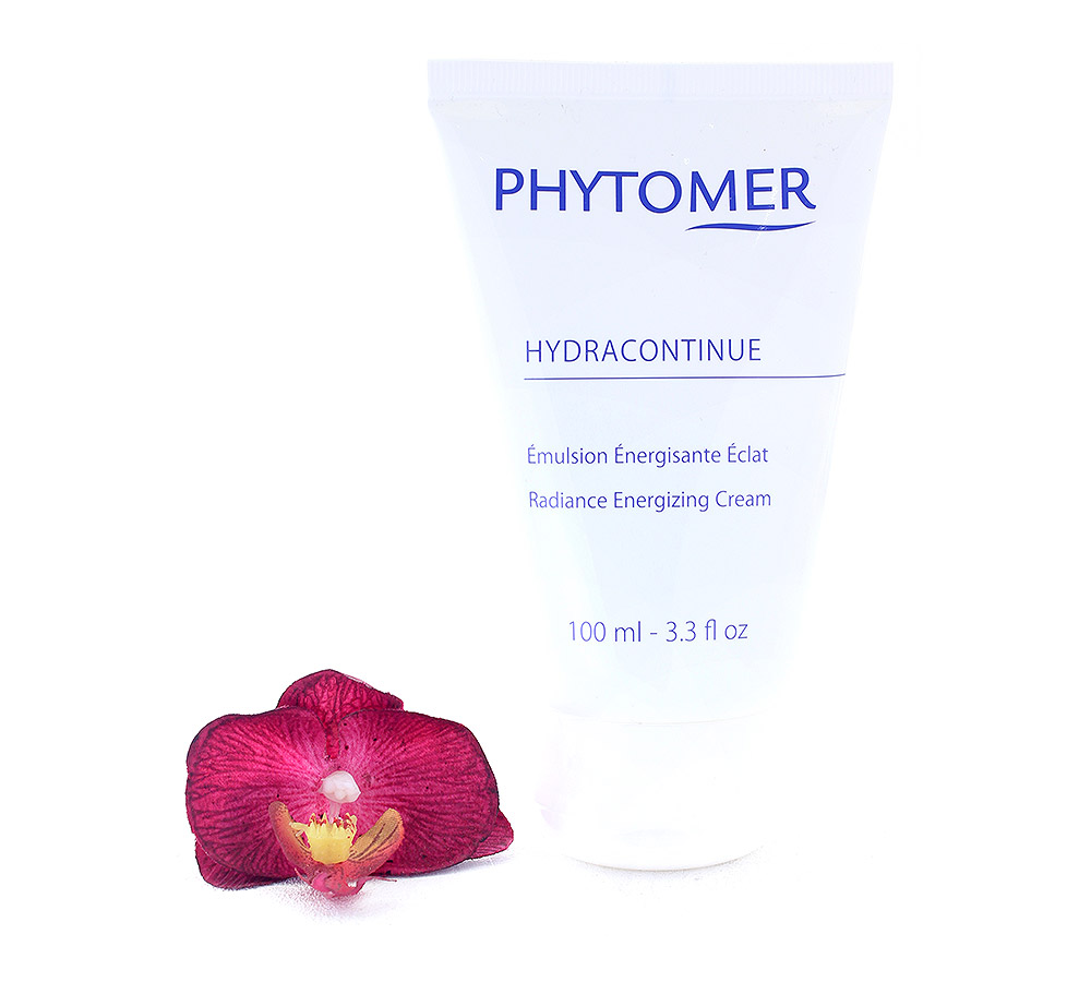 PFSVP318 Phytomer Hydracontinue Radiance Energizing Cream 100ml