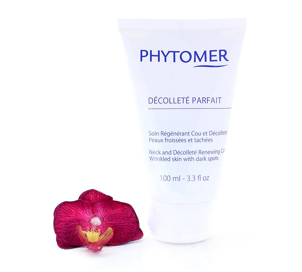 PFSVP325 Phytomer Decollete Parfait Neck and Decollete Renewing Care 100ml