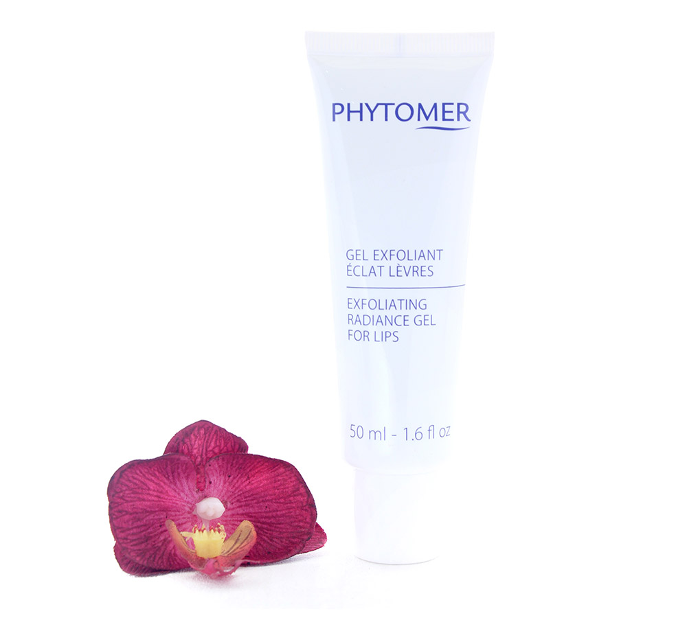 PFSVP361 Phytomer Gel Exfoliant Éclat Lèvres - Exfoliating Radiance Gel for Lips 50ml