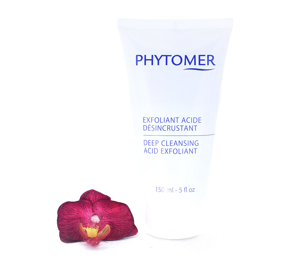 PFSVP386 Phytomer Exfoliant Acide Désincrustant - Deep Cleansing Acid Exfoliant 150ml