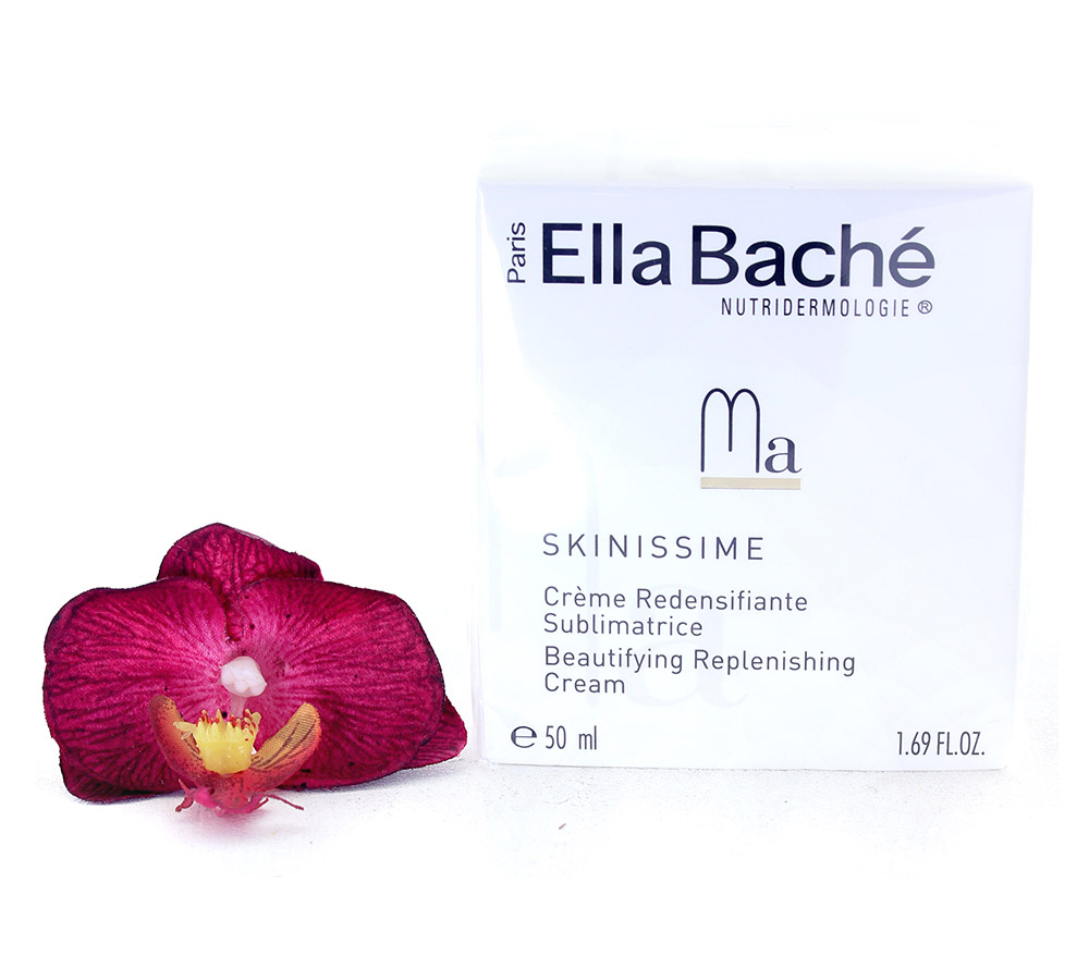 VE16007 Ella Bache Skinissime Crème Redensifiante Sublimatrice - Beautifying Replenishing Cream 50ml