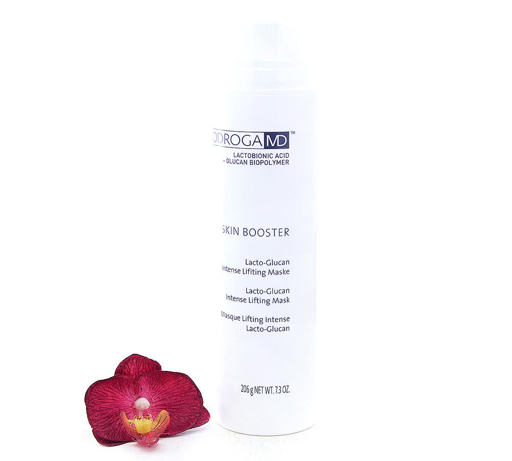 45331-1 Biodroga MD Skin Booster Lacto-Glucan Intense Lifting Mask 200ml
