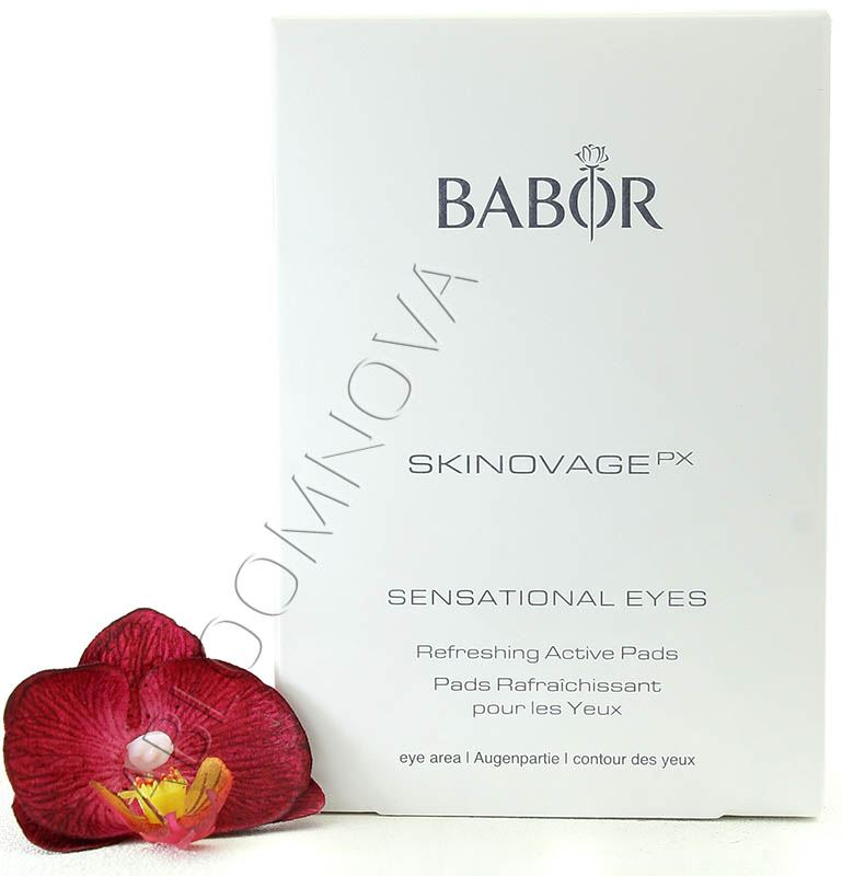 478899 BaborSkinovage PX Sensational Eyes Refreshing Active Pads 25x2pcs