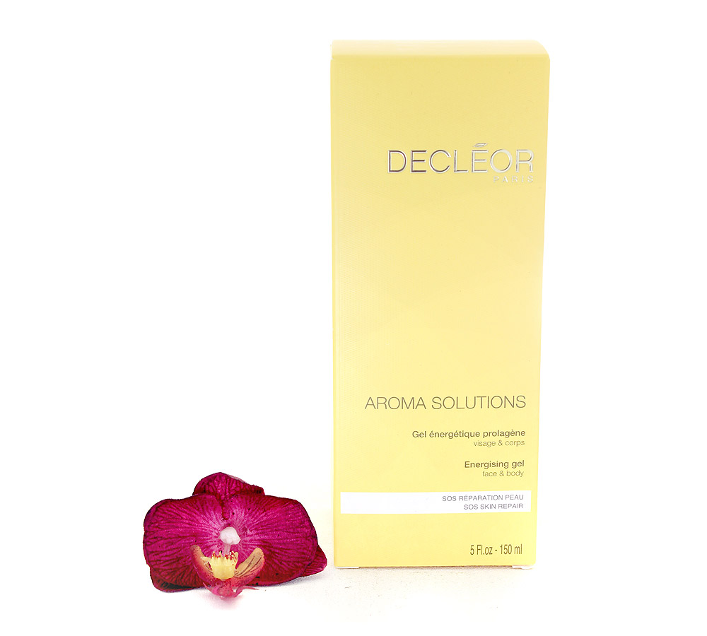 DR160000 Decleor Aroma Solutions Energising Gel - Gel Energetique Prolagene 150ml