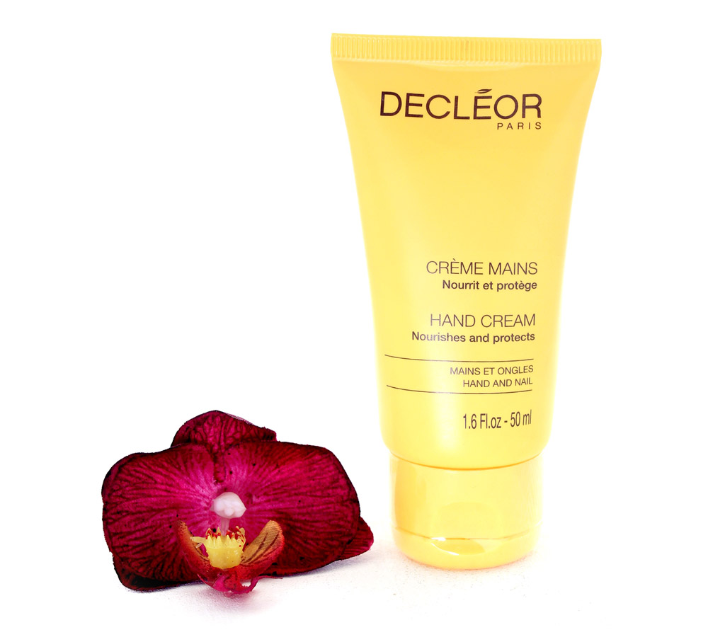 DR409000 Decleor Hand Cream - Creme Mains 50ml