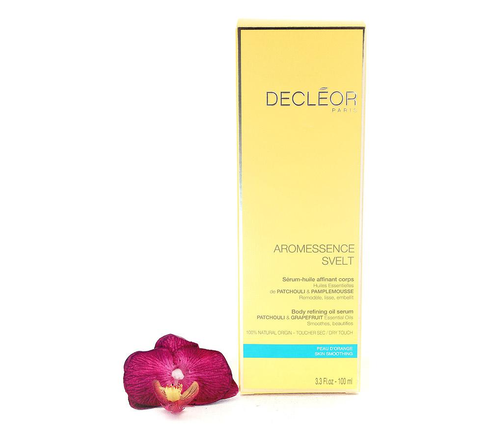 DR585000 Decleor Aromessence Svelt Body Refining Oil Serum - Serum-Huile Affinant Corps 100ml