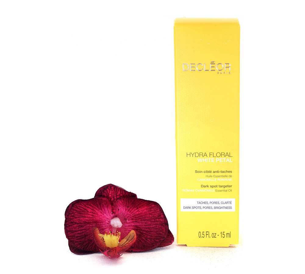 DR625001 Decleor Hydra Floral White Petal Dark Spot Targeter - Soin Cible Anti-Taches 15ml