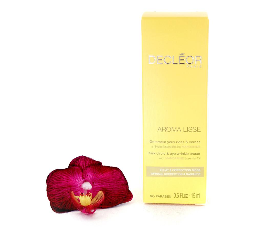 DR646000 Decleor Aroma Lisse Gommeur Yeux Rides & Cernes 15ml