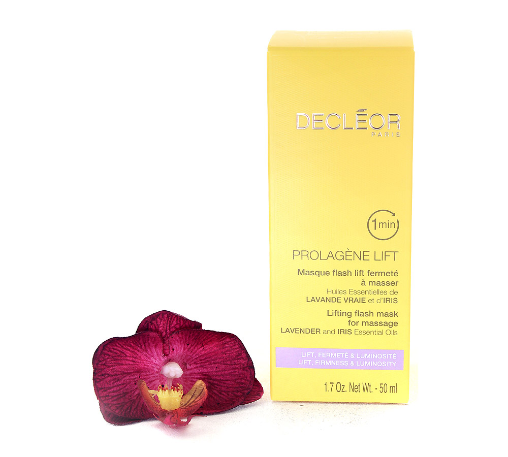 DR649000 Decleor Prolagene Lift Lifting Flash Mask - Masque Flash Lift Fermete 50ml