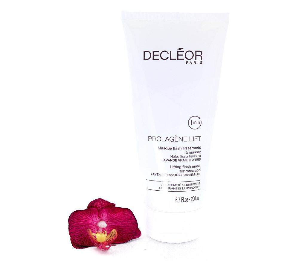 DR649050 Decleor Prolagene Lift Lifting Flash Mask - Masque Flash Lift Fermete 200ml
