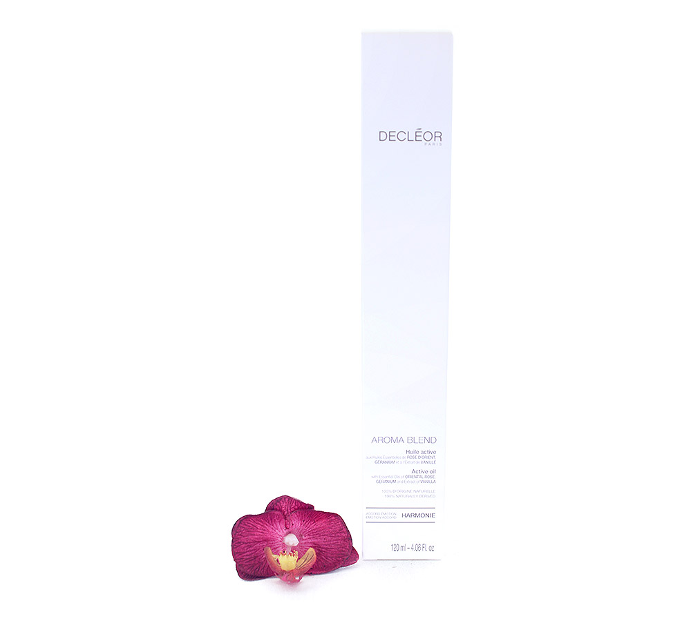 DR674050 Decleor Aroma Blend Huile Active - Harmonie 120ml