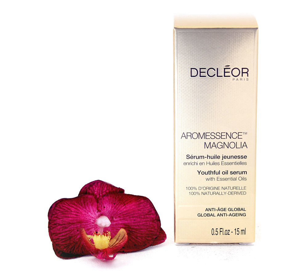 DR740000 Decleor Aromessence Magnolia Youthful Oil Serum - Serum-Huile Jeunesse 15ml