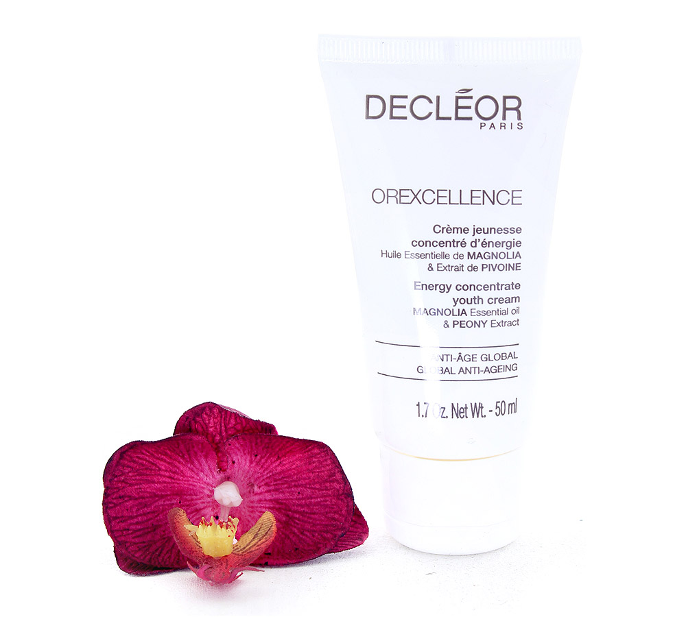 DR742050 Decleor Orexcellence Energy Concentrate Youth Cream - Creme Jeunesse Concentre d'Energie 50ml