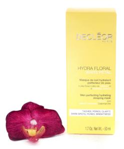 DR771000-247x296 Decleor Hydra Floral White Petal Skin Perfecting Hydrating Sleeping Mask - Masque de Nuit Hydratant Perfecteur de Peau 50ml