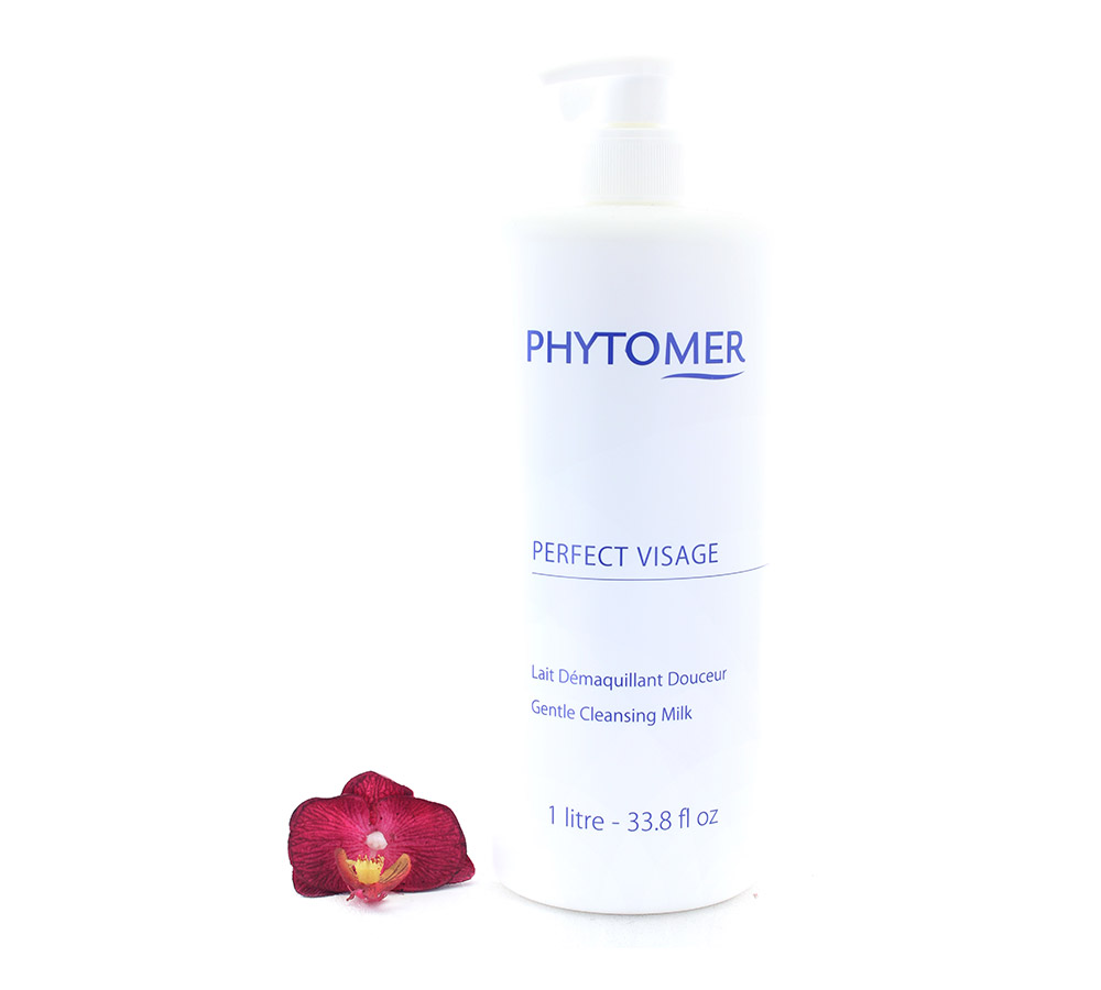 PFSVP100 Phytomer Perfect Visage Gentle Cleansing Milk 1000ml