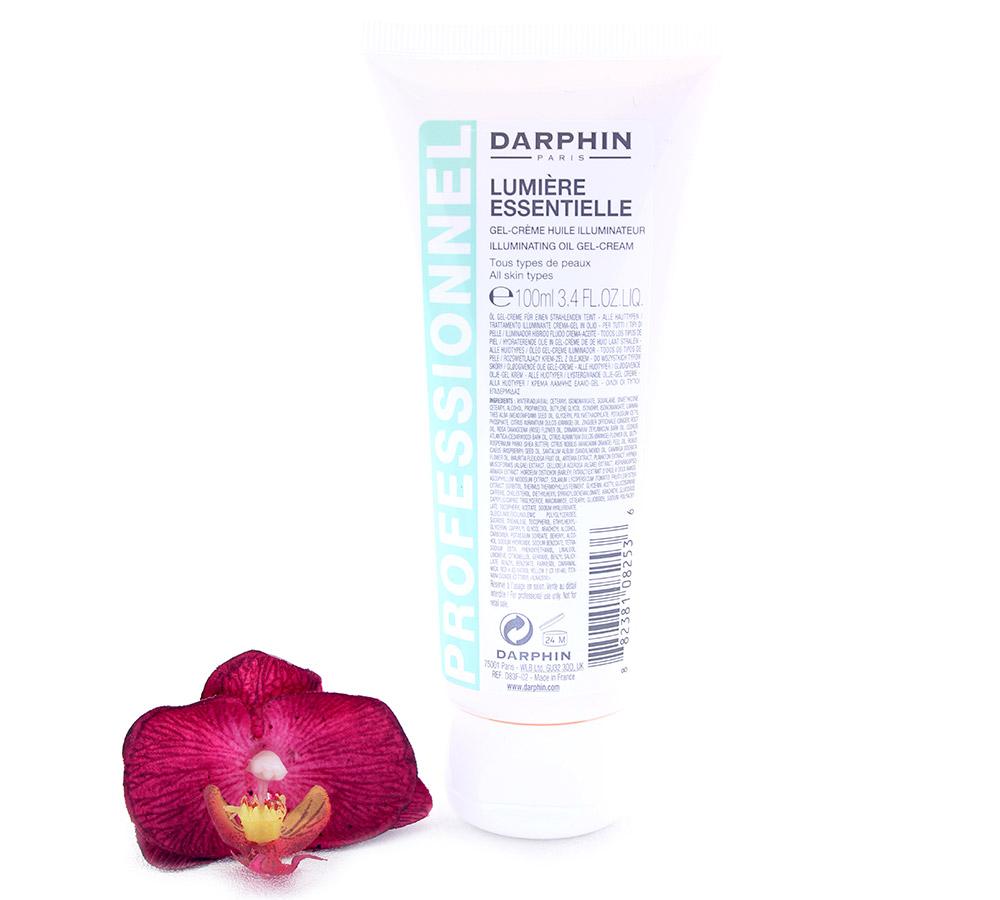 D83F-02 Darphin Lumière Essentielle Gel-Crème Huile Illuminateur - Illuminating Oil Gel-Cream 100ml