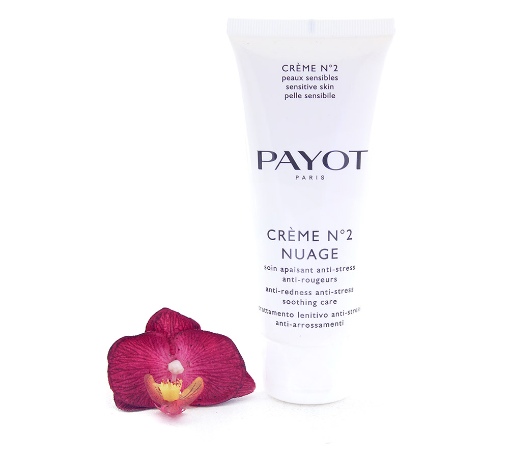 65116465 Payot Creme No2 Nuage - Anti-Redness Anti-Stress Soothing Care 100ml
