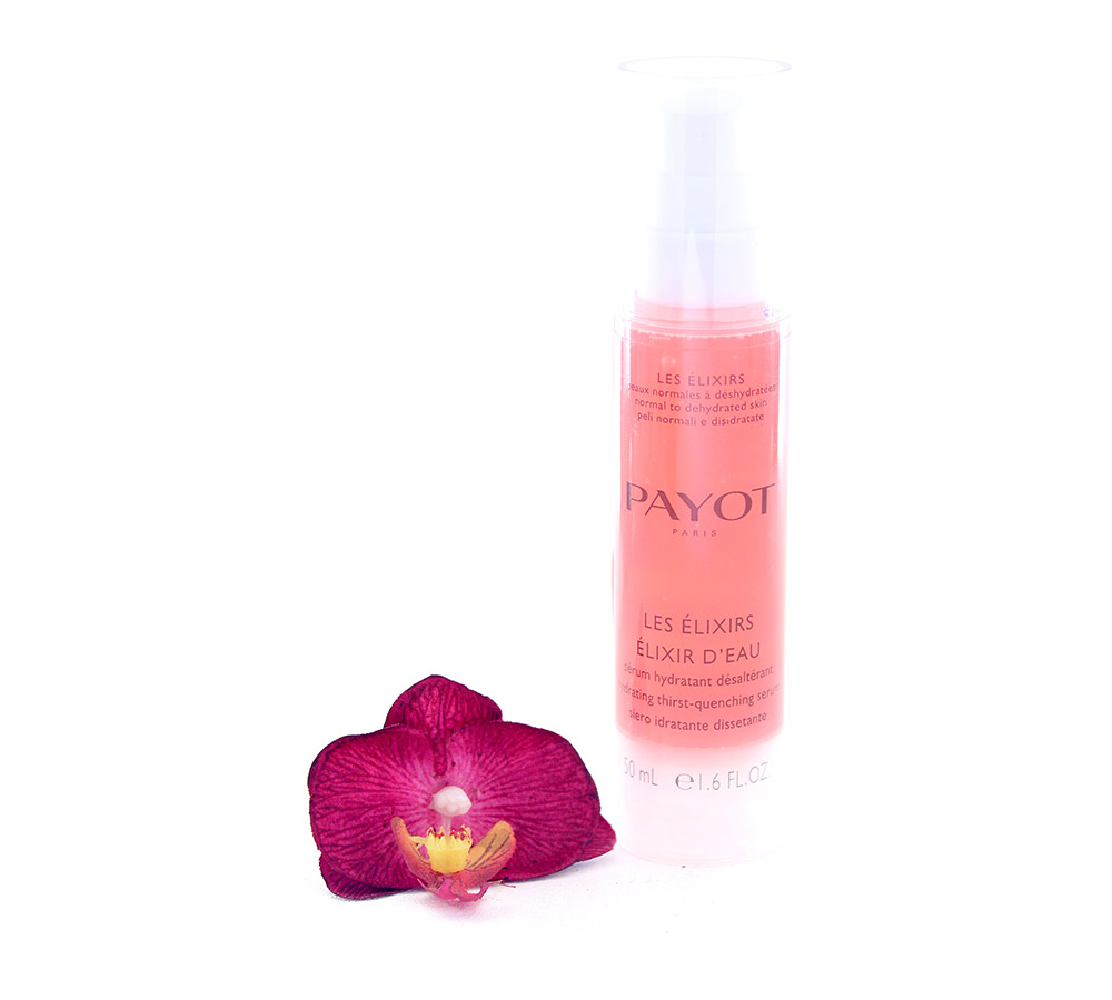 65116574 Payot Élixir d'Eau Sérum Hydratante Désaltérant - Hydrating Thirst-Quenching Serum 50ml