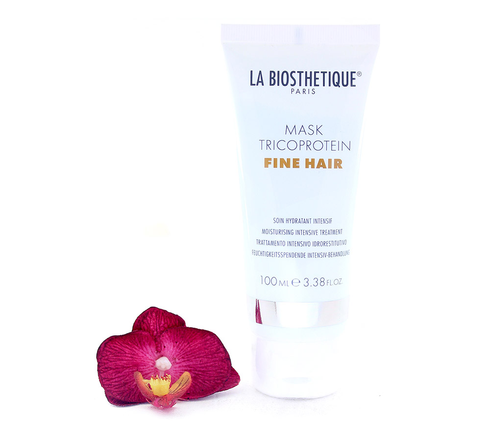 120579 La Biosthetique Mask Tricoprotein Fine Hair - Soin Hydratant Intensif 100ml