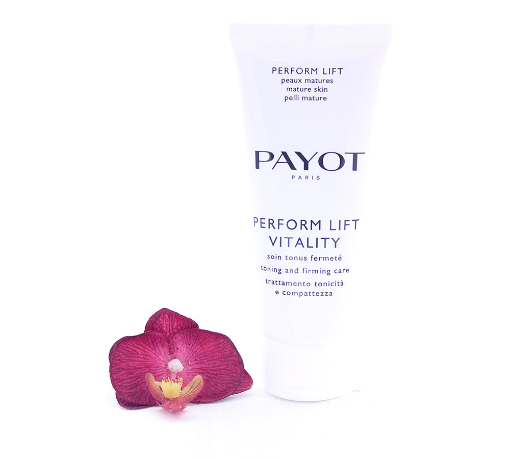 65116505 Payot Perform Lift Vitality Soin Tonus Fermeté - Toning and Firming Care 100ml