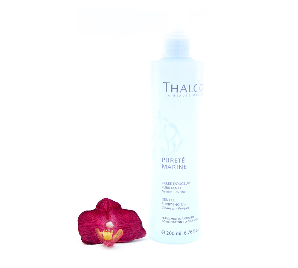 VT17001-e1529312532340 Thalgo Purete Marine Gentle Purifying Gel - Gelee Douceur Purifiante 200ml