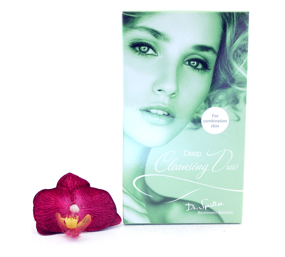 161002 Dr. Spiller Biomimetic Skin Care - Deep Cleansing Duo