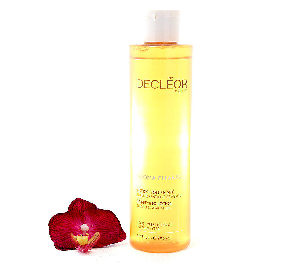 44R10F_2 Decleor Aroma Cleanse Tonifying Lotion - Lotion Tonifiante 200ml