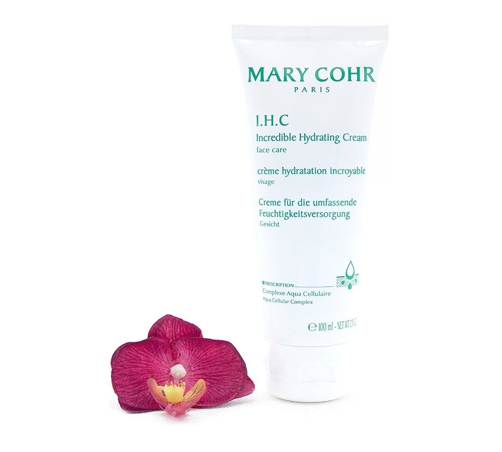 792190 Mary Cohr I.H.C Creme Hydratation Incroyable - Incredible Hydrating Cream 100ml