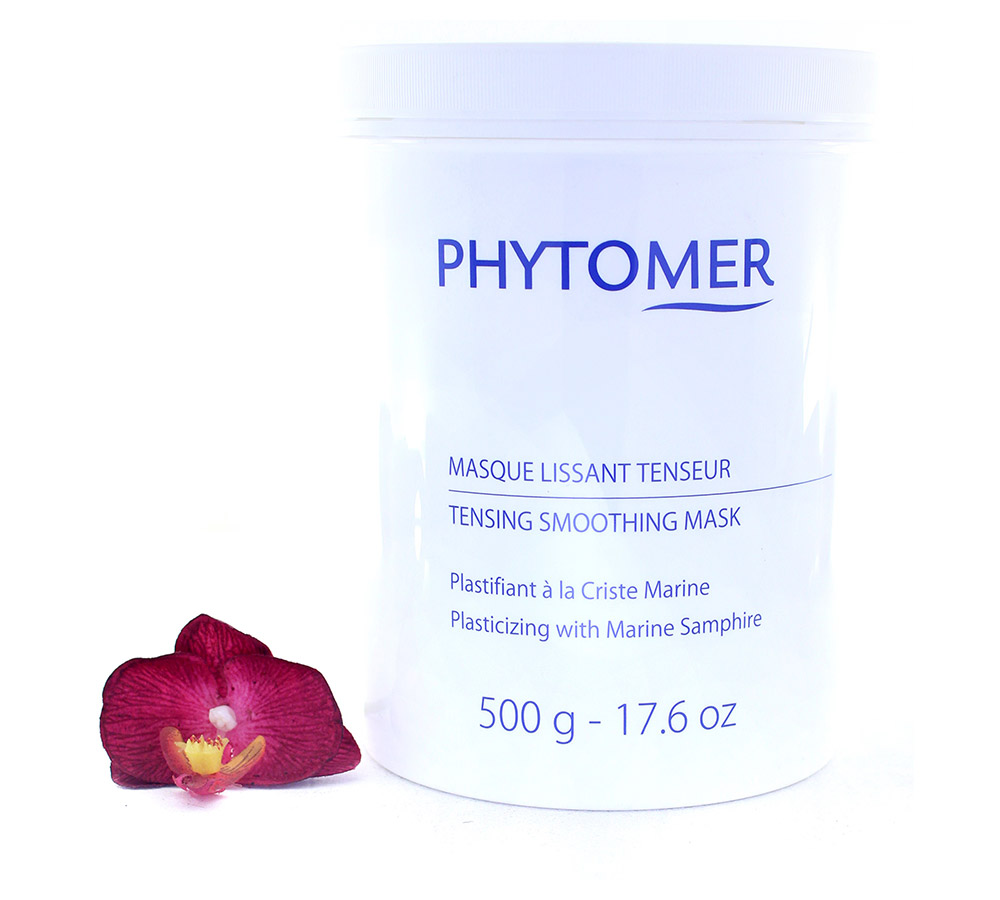 PFSVP345 Phytomer Tensing Smoothing Mask - Plasticizing with Marine Samphire 500g