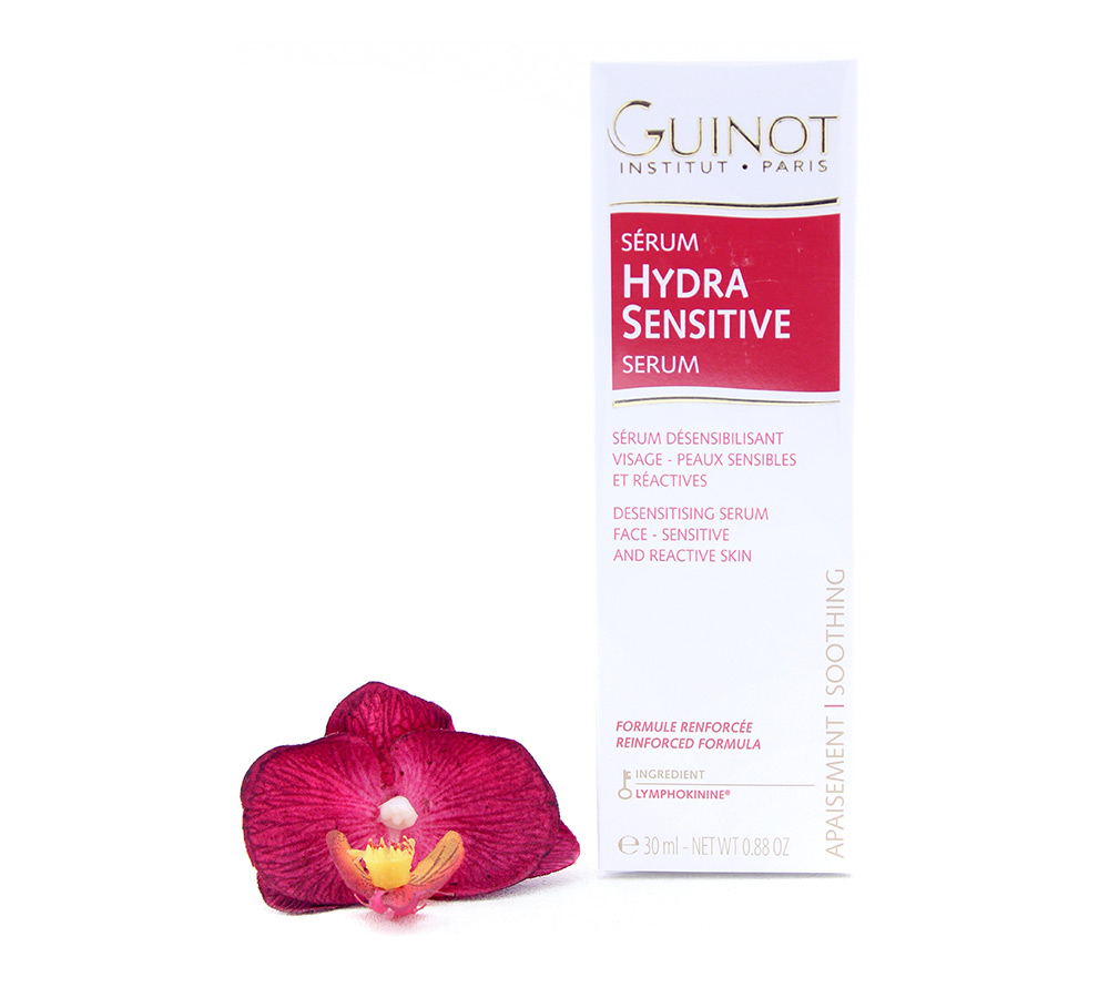 527622-e1529491512949 Guinot Hydra Sensitive Serum - Desensitising Face Serum 30ml