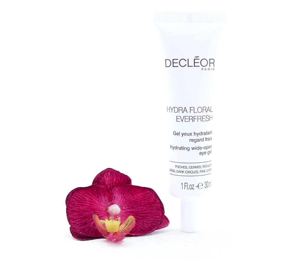 564050-e1529327481995 Decleor Hydra Floral Everfresh - Hydrating Wide-Open Eye Gel 30ml
