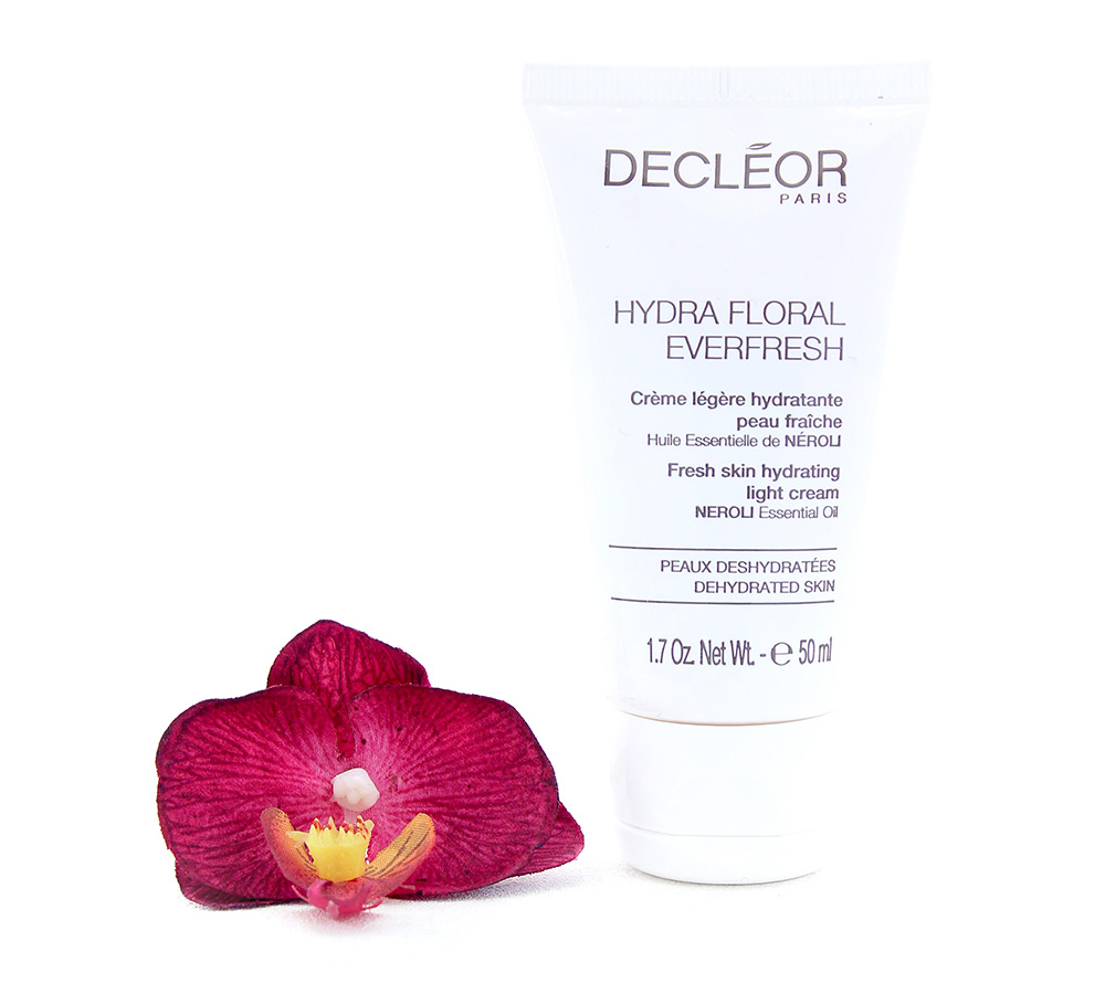 577050 Decleor Hydra Floral Everfresh - Fresh Skin Hydrating Light Cream 50ml