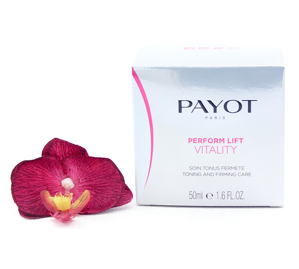 65116347 Payot Perform Lift Vitality Soin Tonus Fermeté - Toning and Firming Care 50ml