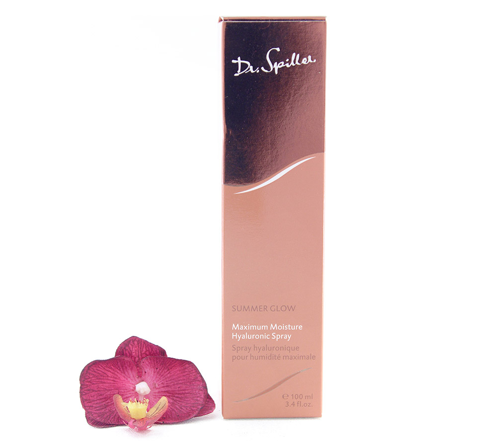 126210-1 Dr. Spiller Summer Glow Maximum Moisture Hyaluronic Spray 100ml