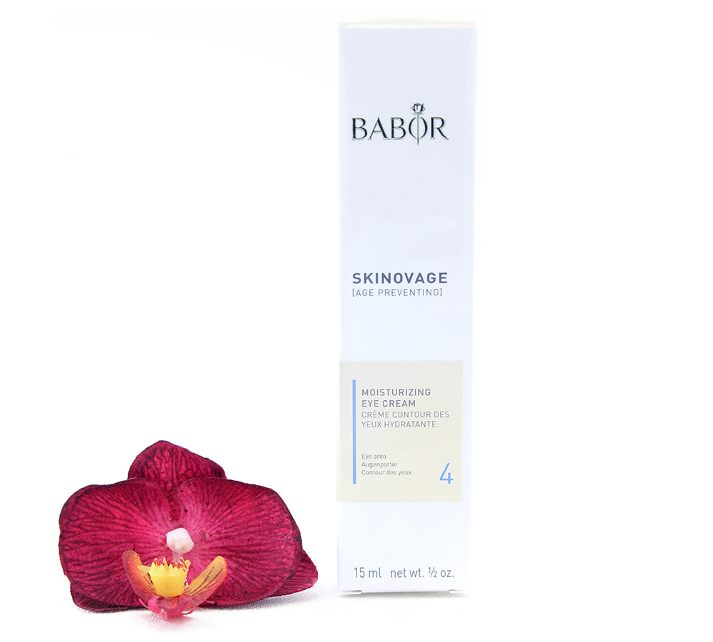 440100-1 Babor Skinovage Moisturizing Eye Cream 15ml