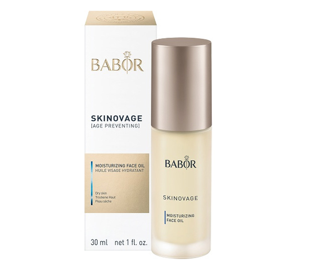 440600 Babor Skinovage Moisturizing Face Oil 30ml New Formula 2018
