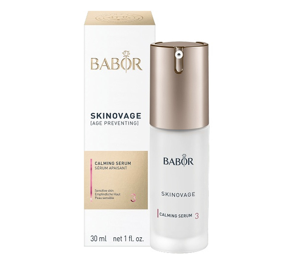 442000 Babor Skinovage Calming Serum 30ml New Formula 2018