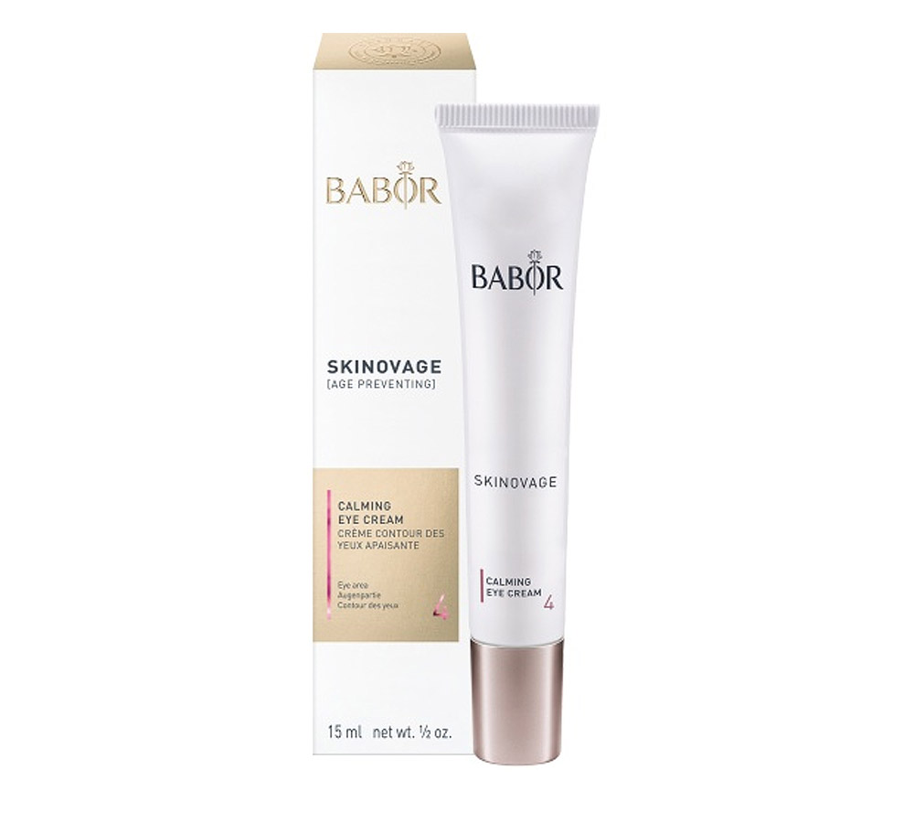 442100 Babor Skinovage Calming Eye Cream 15ml New Formula 2018