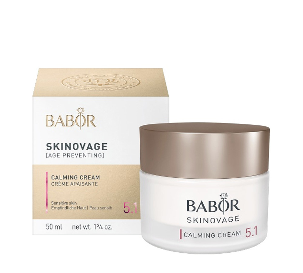 442200 Babor Skinovage Calming Cream 50ml New Formula 2018