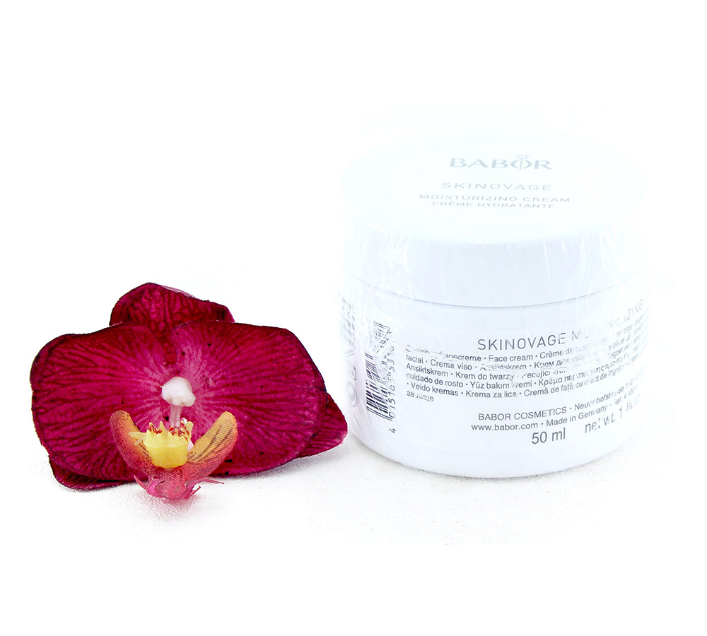 443091 Babor CP Skinovage Moisturizing Cream 50ml New Formula 2018