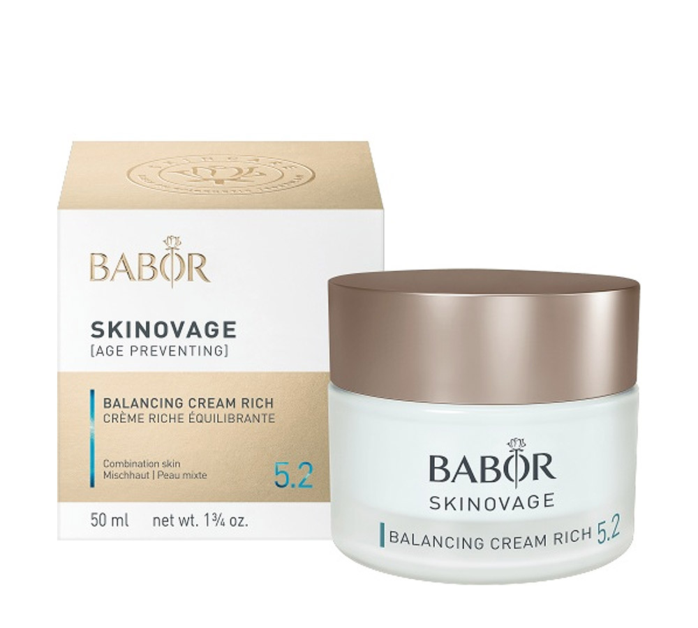 443300 Babor Skinovage Balancing Cream Rich 50ml