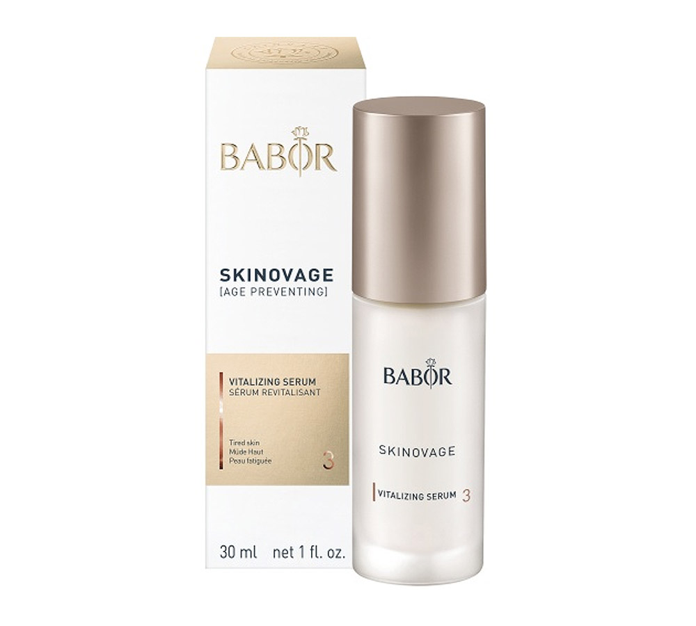 444000 Babor Skinovage Vitalizing Serum 30ml New Formula 2018