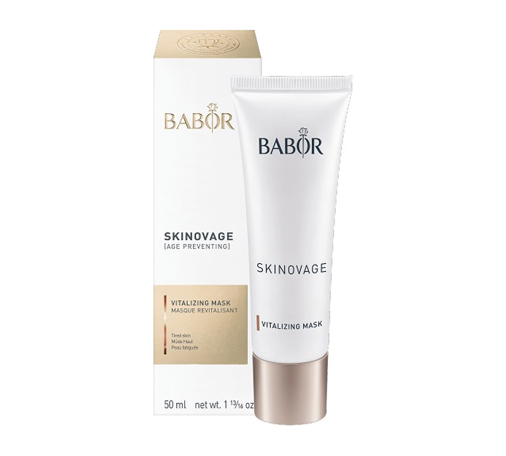 444700 Babor Skinovage Vitalizing Mask 50ml New Formula 2018